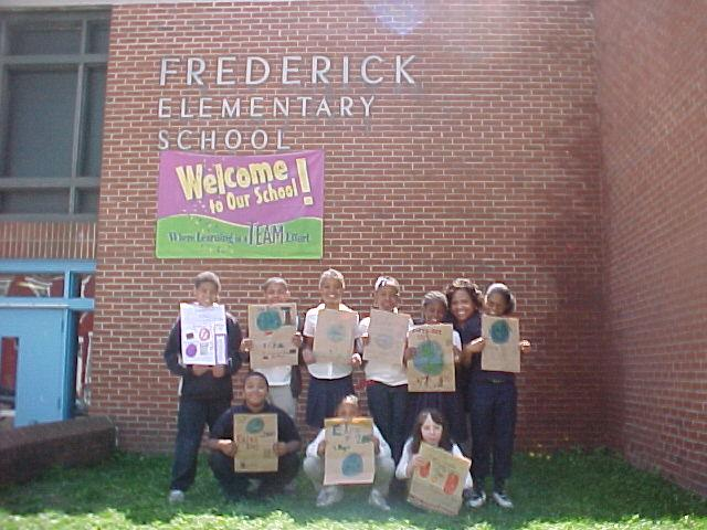 Frederick Elementary School In Baltimore Md