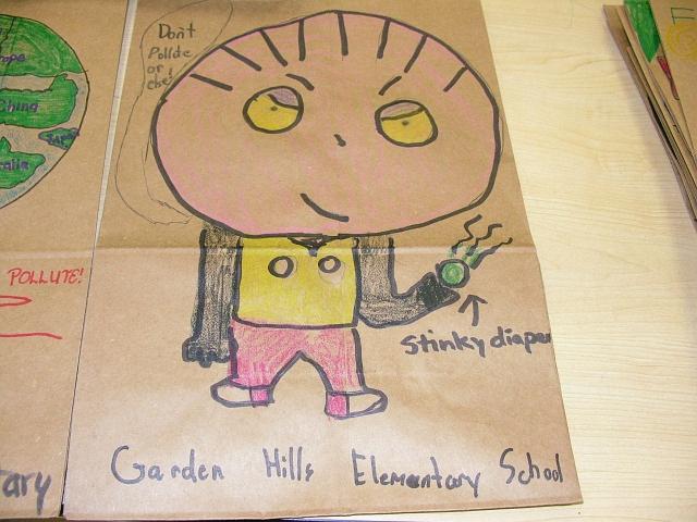Garden Hills Elementary In Atlanta Ga