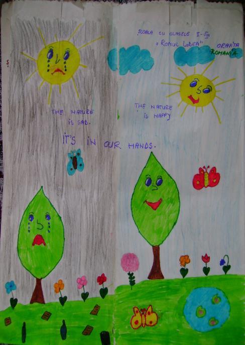 Earth Day >> Oravita Romania